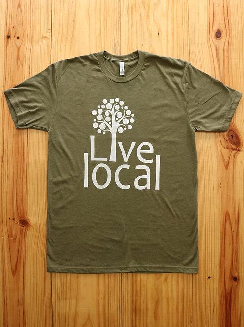 Live Local Tee