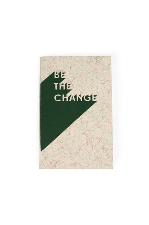 Be the Change Small Journal
