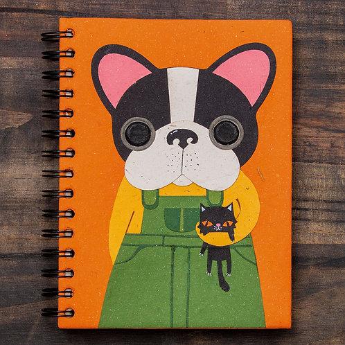 Benjamin Terrier Notebook