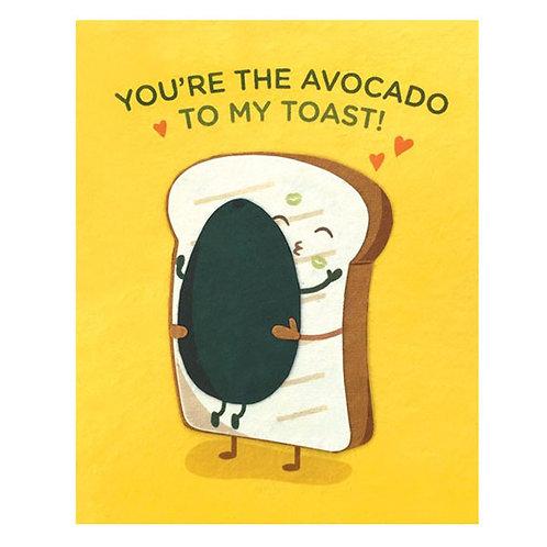 Avocado Toast Love