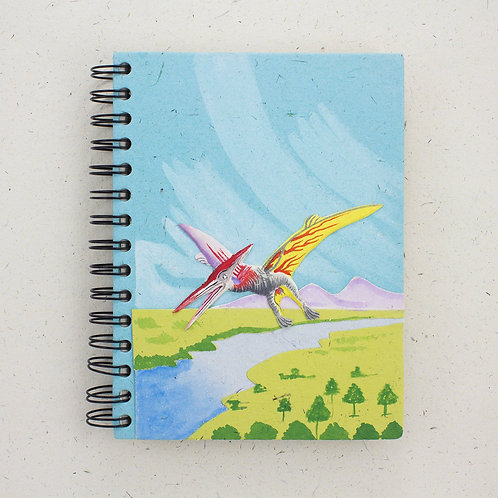 Large Notebook Pterodactyl