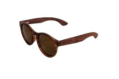 Rosewood Round Sunglasses