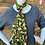 Thumbnail: Sari Long Scarf Yellow and Blue