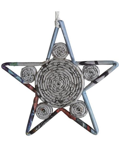 Good News Star Ornament
