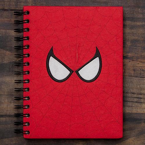 Large Notebook Arachnid Avenger