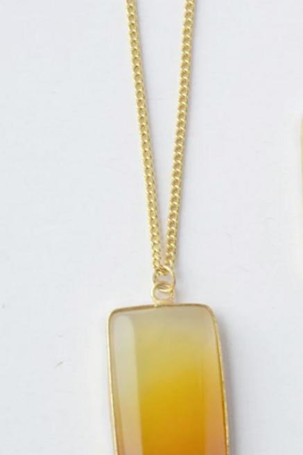 Auburn Pendant Necklace