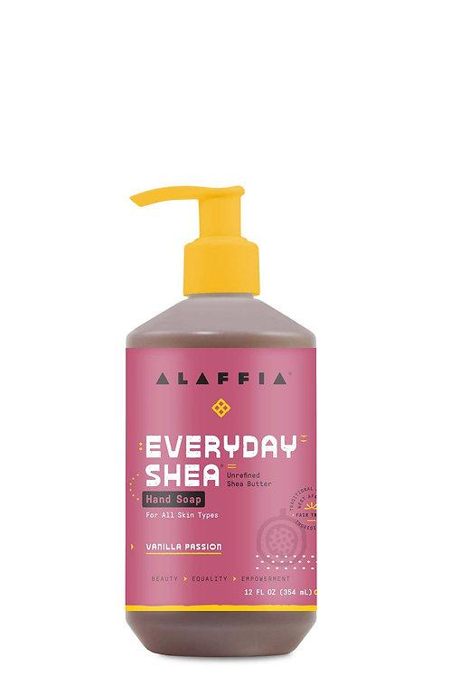 Hand Soap 12ou Vanilla Passion