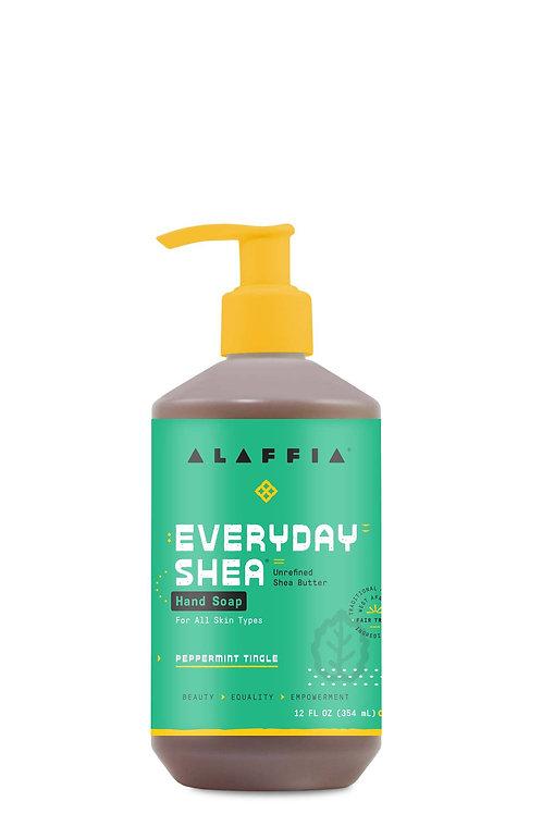 Hand Soap 12ou Peppermint