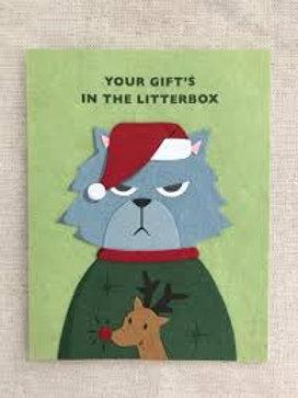 Grumpy Kitty Christmas