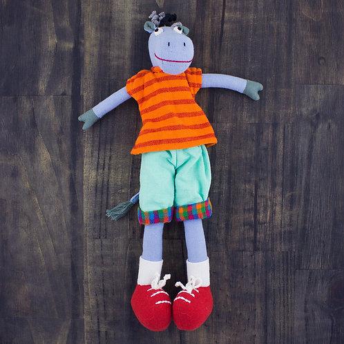 Harry the Hippo Doll