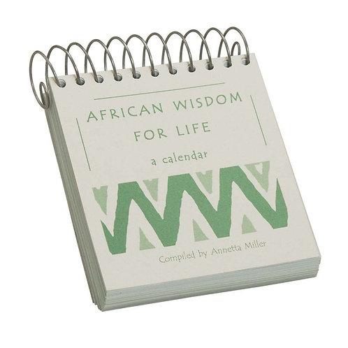 African Proverbs Journal