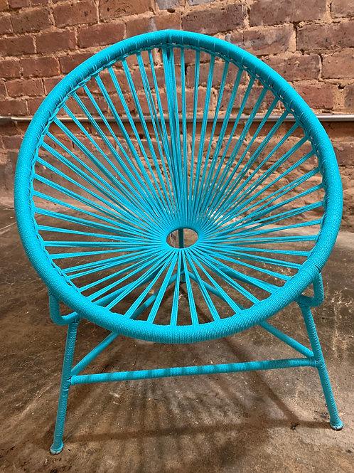 Little Aqua Chair