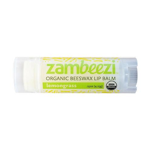 Lemongrass Lip Balm