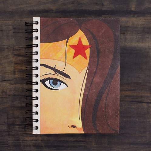 Amazon Woman Notebook