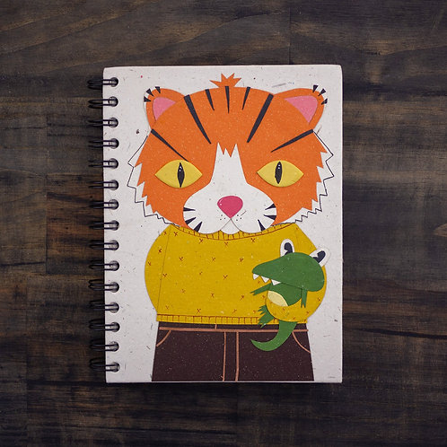 Large Notebook Tony Tiger