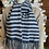 Thumbnail: Blue Striped Scarf