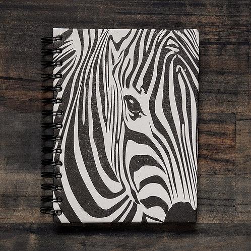 Zebra Notebook