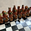 Thumbnail: Small Chess Set Green Tones