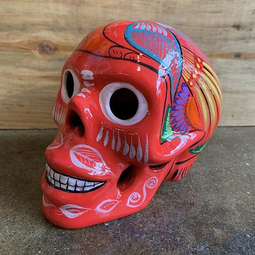 Raspberry Skull