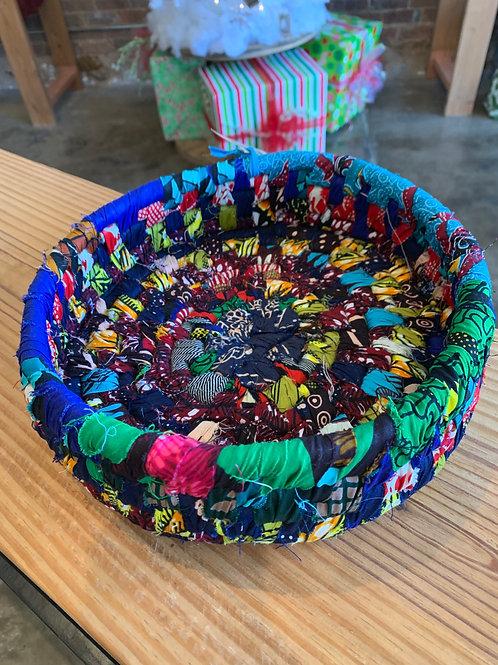 Large Fabric Bowl