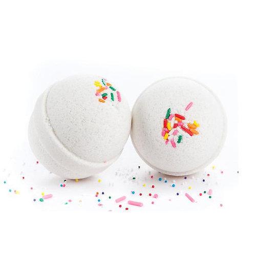 Bath Bomb - Birthday Cake