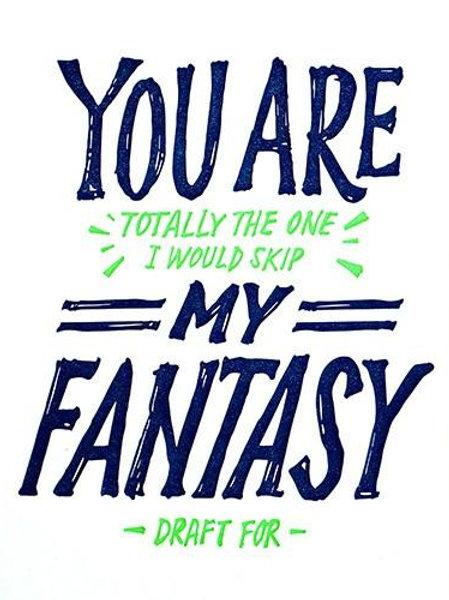 Fantasy Draft Love