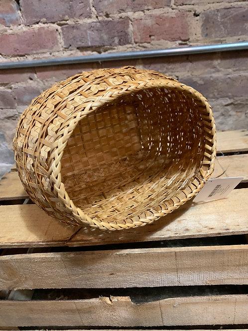 Lightweight Oval Basket