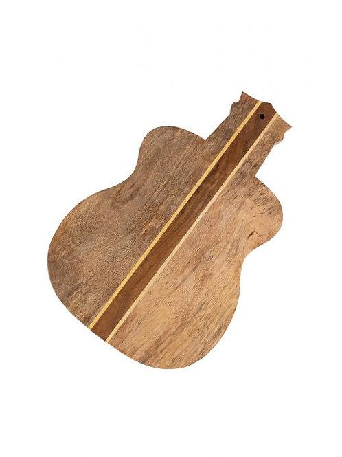 Guitar Serving Board