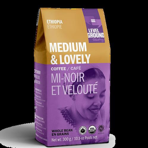 Ethiopia Organic Medium Roast Coffee 10.5oz