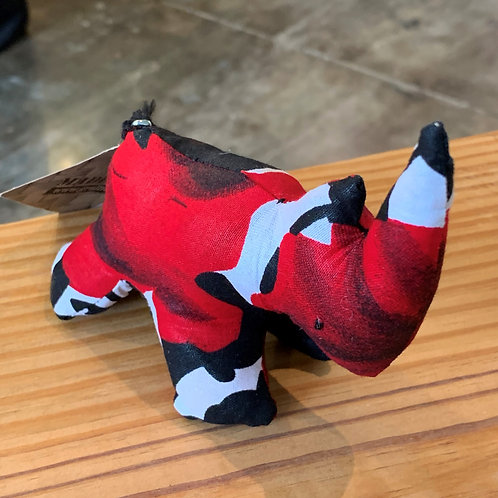 Safari Stuffed Rhino