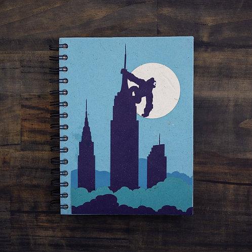 Large Notebook King Kong