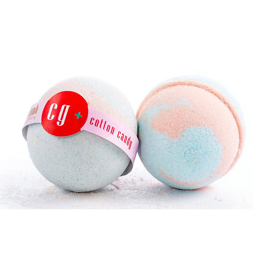 Bath Bomb - Cotton Candy