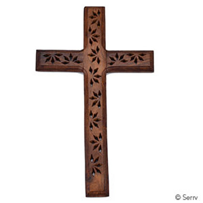 Shesham Wall Cross