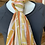 Thumbnail: Yellow Columns Cotton Scarf