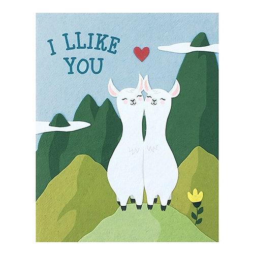 Llike You Llamas