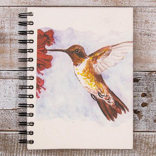 Hummingbird Notebook