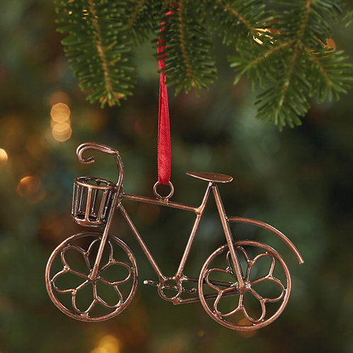Bicycle Ornament