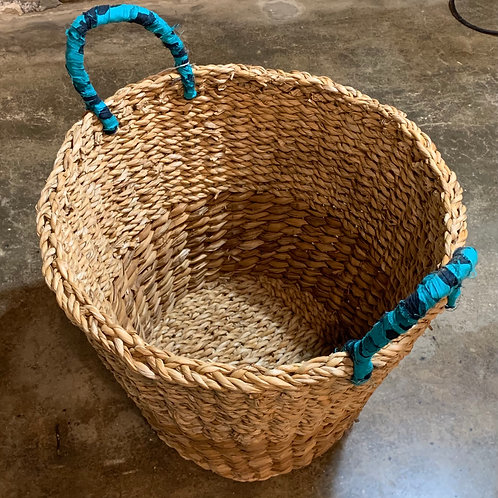 Bright Handle Basket Large