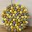 Thumbnail: Round Felt Ball Trivet