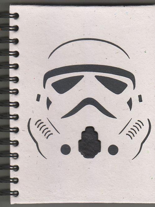 Large Notebook Storm Trooper