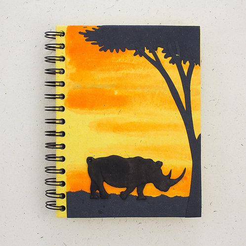 Large Notebook Rhino