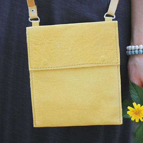 Sheepskin Cross Body Bag
