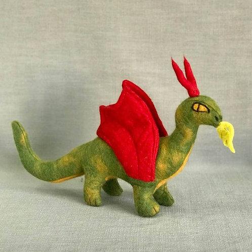 Wool Dragon