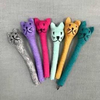 Cat Pencil Topper