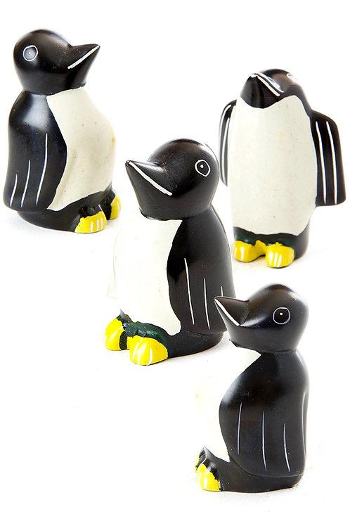 Soapstone Penguin