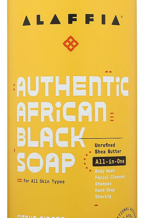 African Black All-in-One 32ou Citrus Ginger