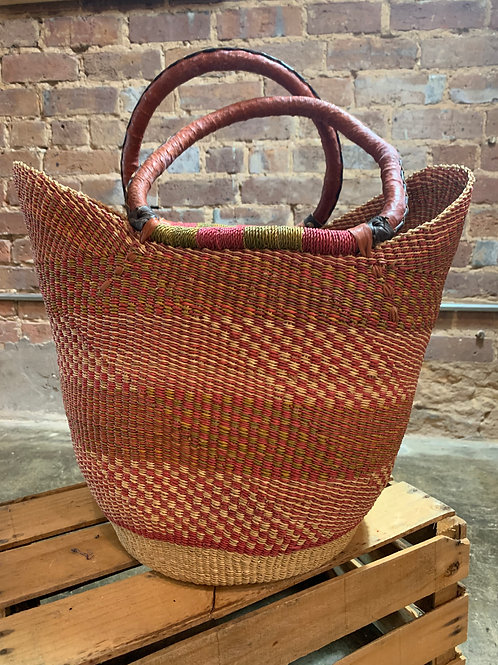 African Winged Basket