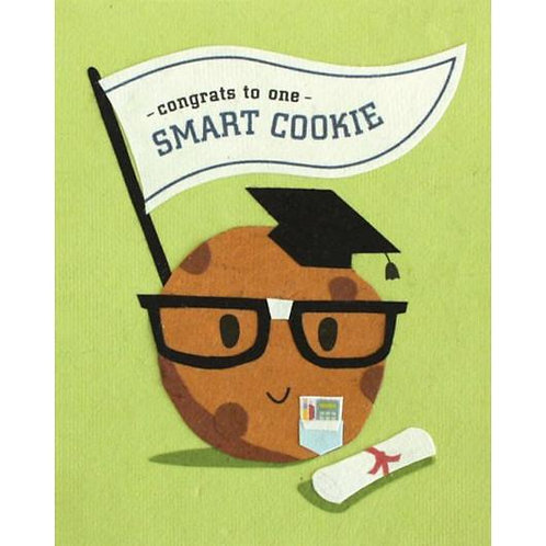 Smart Cookie Congrats