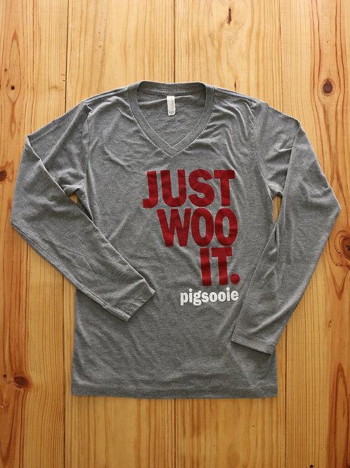 Just Woo It - Long Sleeve