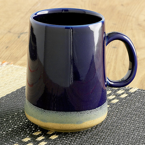Cobalt Farmhouse Mug